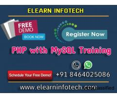 PHP with MySQL Course in Hyderabad 100% Placement Opportunity