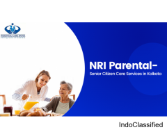 NRI Parental – Senior Citizen Care Services in Kolkata