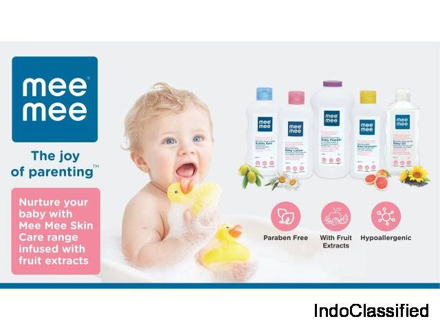buy best baby skin care products online - MeeMee