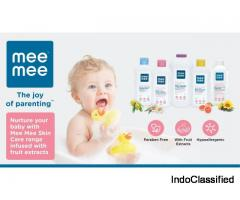 buy best baby skin care products online - MeeMee