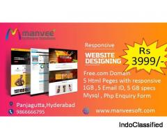 Special offer! website designing company in hyderabad