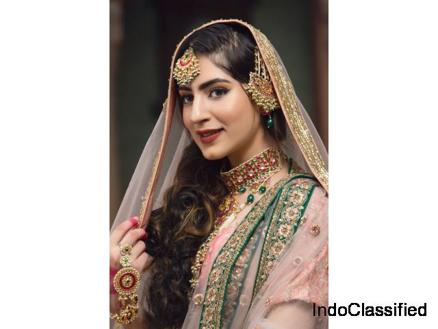 Book the best makeup artists in Chandigarh