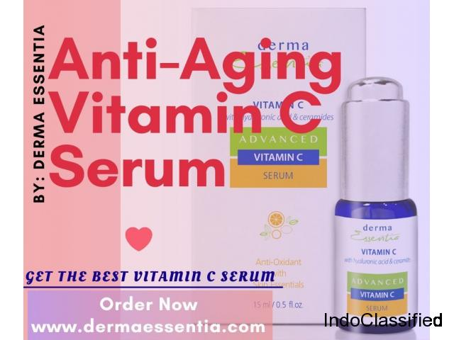 Anti Aging Best Vitamin C Serum for Face
