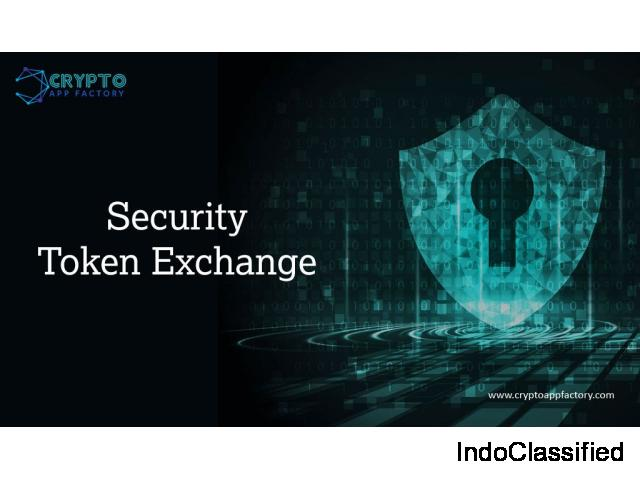 What is a Security Token Exchange? - Crypto app factory