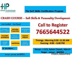 Soft Skills & Personality Development Training at Jaipur