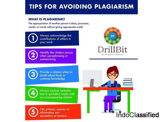 anti plagiarism software