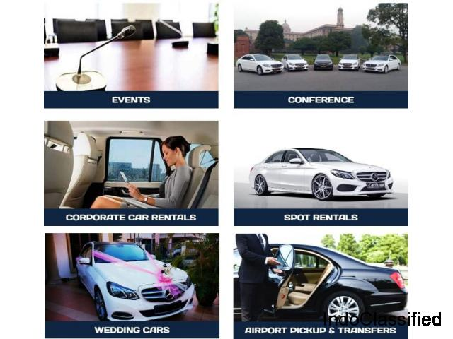 Car Rental Vehicle Hiring Taxi Service in Delhi NCR
