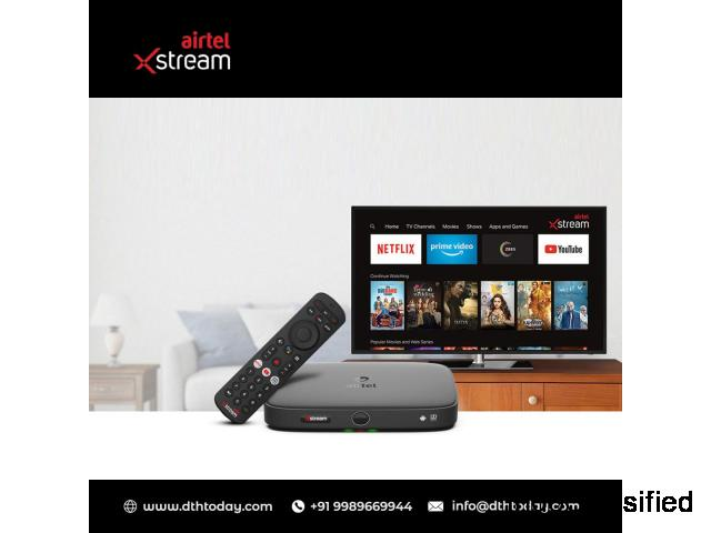 Buy airtel xstream box|airtel xstream |airtel digital tv plans