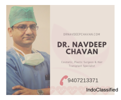 Hair Transplant Surgeon in India - Dr Navdeep Chavan