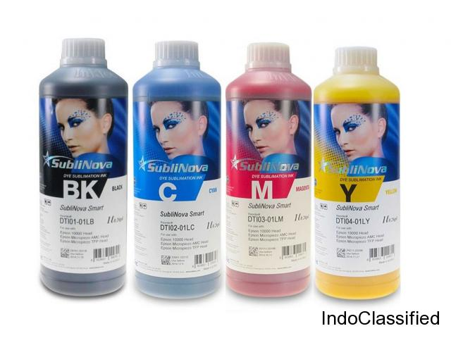 Best Quality Sublimation Ink Suppliers in India | Sublitech