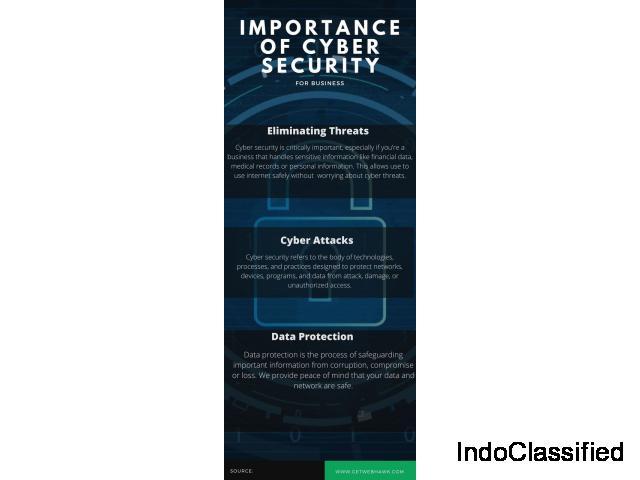 Web hawk cyber security provider