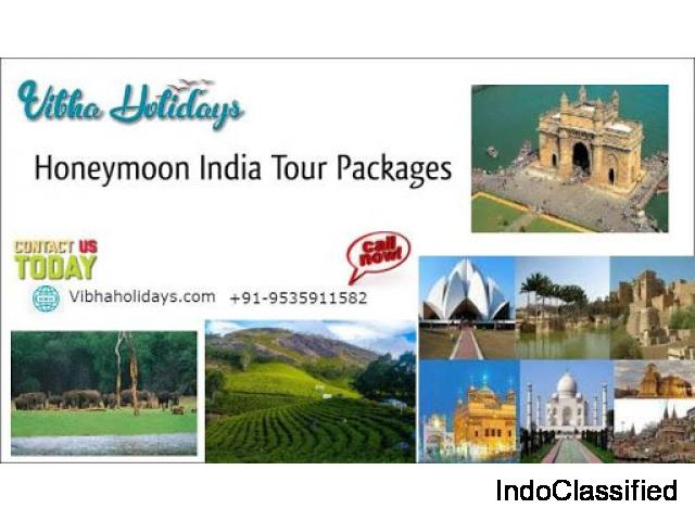 Best Honeymoon Tour Packages @ Vibha Holidays