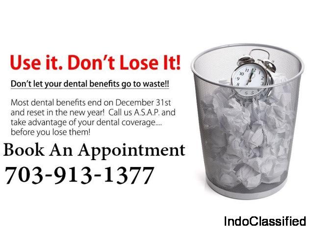 Dental Insurance Benefits: Use It or Lose It - Virginia