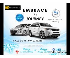 Self Drive Car Rental in Coimbatore, Self Drive Car Rental in Tirupur