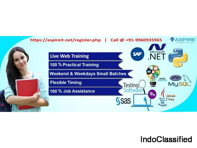 Best MVC, C#, VB and ASP.Net Training in Pune – Diploma in .Net