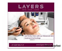 Contact us for Layers Cosmetic and Dermatologist Clinics in hyderabad