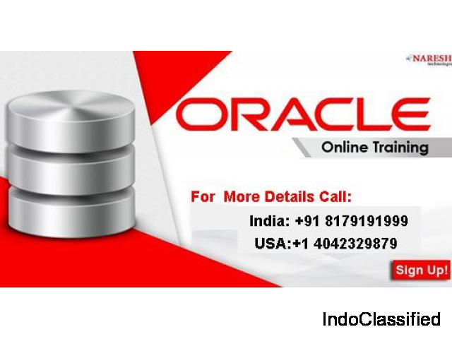 Oracle Online Training In Florida, USA | Oracle Online Course In Florida USA | NareshIT