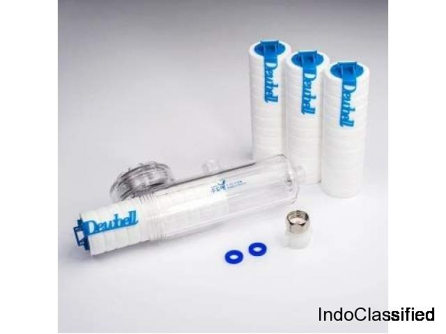"""DEWBELL WATER FILTER SYSTEM FOR """"WASHING LINE"""""""