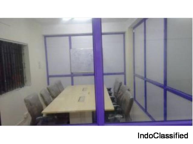 Shared office space available on rent
