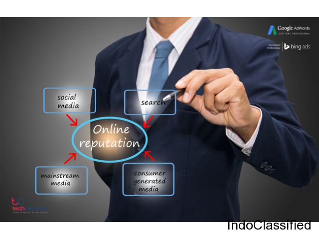 Improve Reputation on Internet World by ORM Company in Delhi
