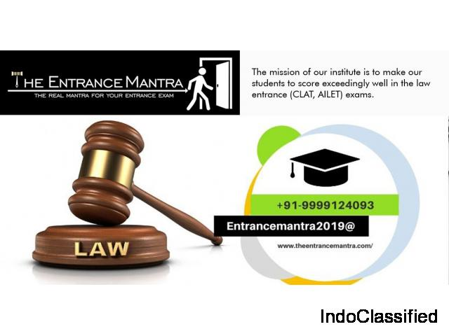CLAT Coaching Classes in Delhi 9999124093