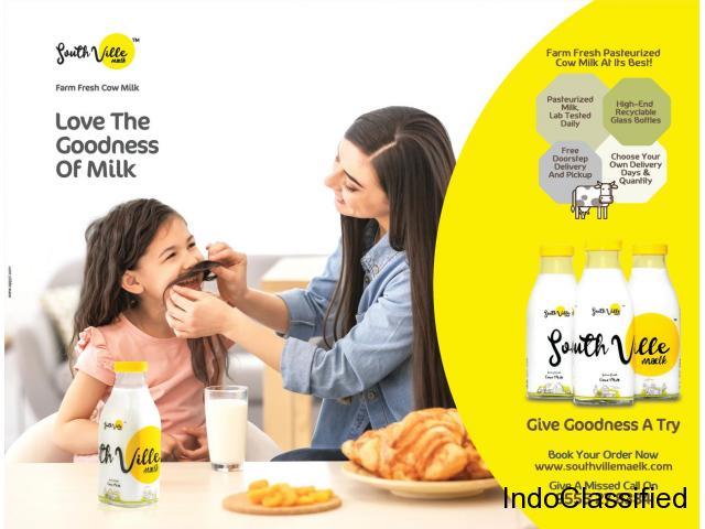 BuyPure Cow Milk Online
