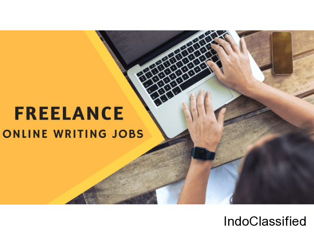 Online Get Paid to Write at Home