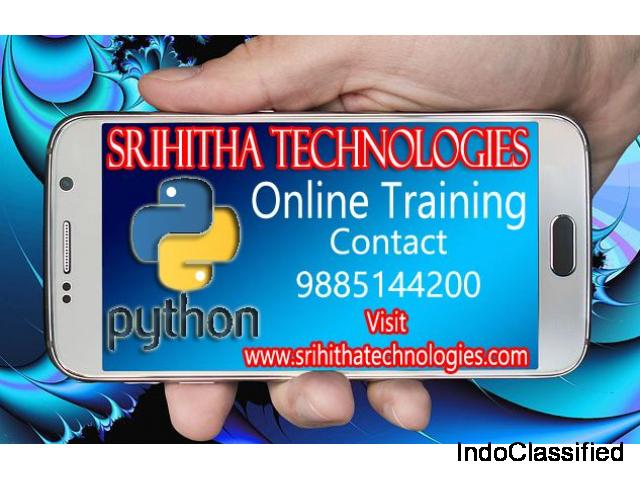 Python Online Training From India