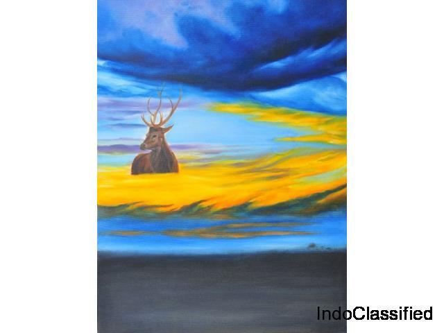 Deepali art gallery in jaipur India