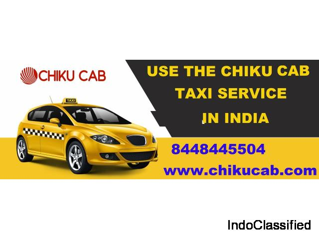 Chiku Cab Taxi Services Across India for Local Sightseeing And Outdoor Travel