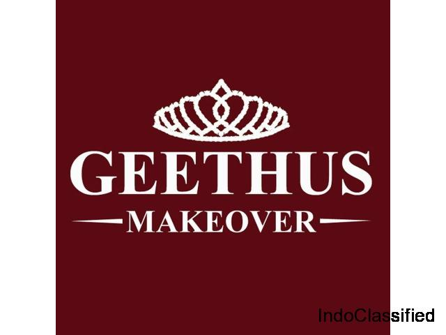 Wedding Makeup Artist in Coimbatore - GeethusMakeover