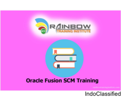 Oracle Fusion SCM Training In Hyderabad | Oracle Cloud SCM Training