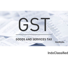 HostBooks - A Complete GST and  TDS Accounting Software in India