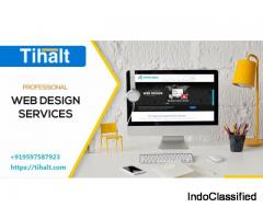 Customized Web Design Company in Bangalore - Tihalt