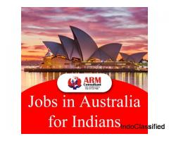 Jobs in Australia for Indians