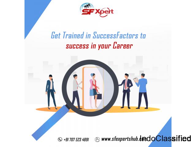 Best SAP HCM SuccessFactors Online Training | Successfactors Instance Access With Certification