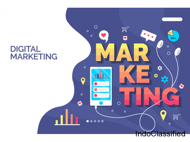 started new service as digital marketing - 1