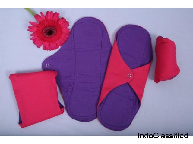 Reusable Menstruation Clothpads | Hygienic Clothpads made in India
