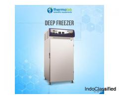 Deep Freezer for laboratory