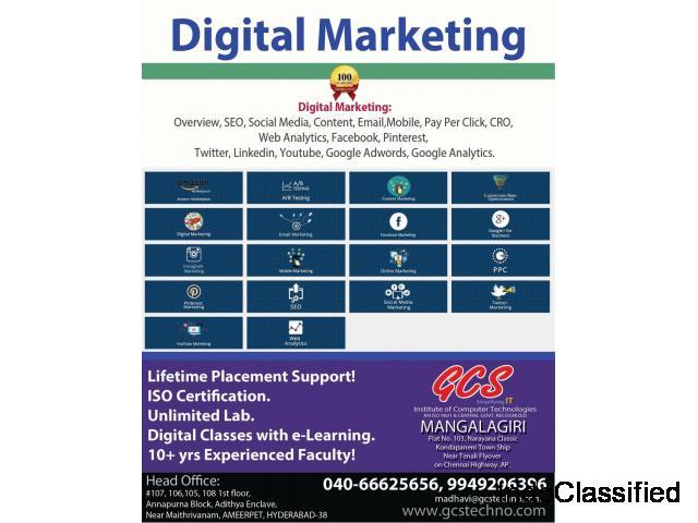 Digital Marketing @GCS
