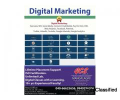 Digital Marketing @GCS