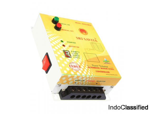 Fully automatc water level controllers