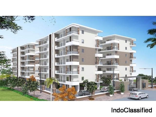 Ready to move 3 BHK flats in Panchkula for sale | Ashirwad Towers