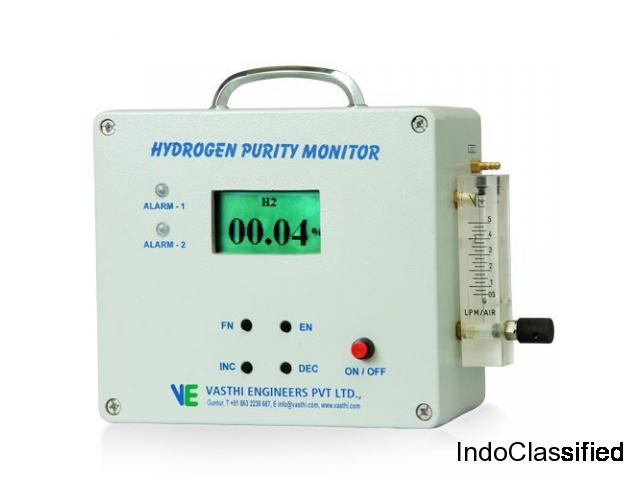 Hydrogen Purity Analyzer