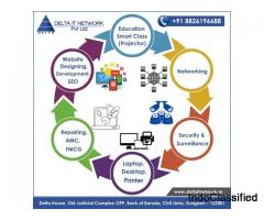 Networking Company in Gurgaon | Networking Solutions Providers in Gurgaon