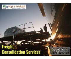 Book for the trusted Sea freight service experience – Top 1 Freight