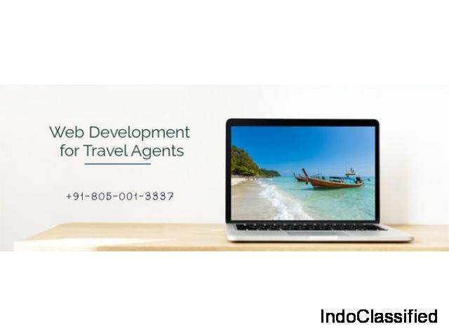 Web development services to UAE travel agencies