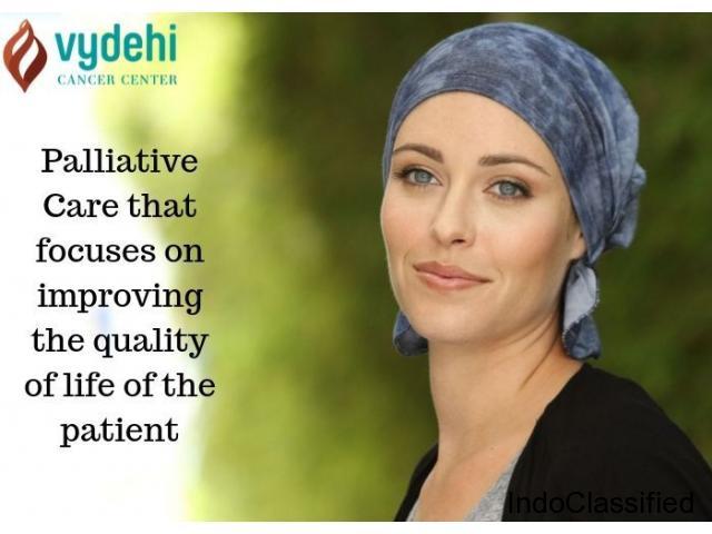 Bone Marrow Transplantation at Vydehi Cancer Center