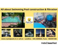 Swimming Pool Manufacturer & Construction Services in Maharashtra