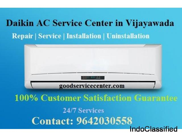 Daikin AC Service Center in Vijayawada Near Me